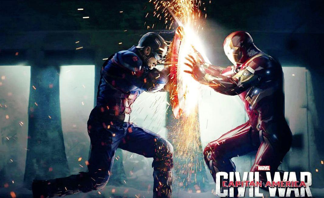 Kapitan Ameryka: Civil War  – o przesycie słów kilka