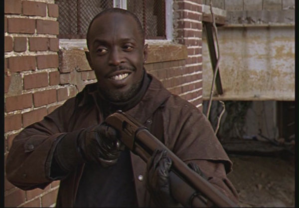 """Omar - to między innymi """"The Wire"""" jest takie cudowne"""