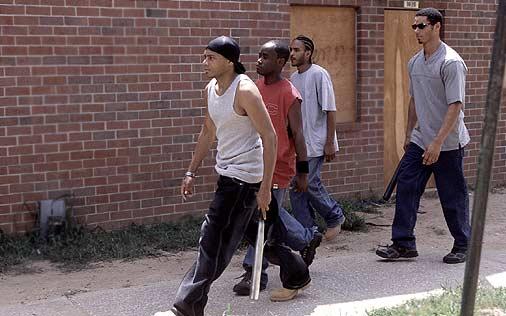 """Rozprawy miedzy gangami to w """"The Wire"""" norma"""