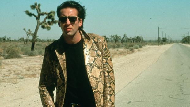 Cool Nicolas Cage w Dzikości serca