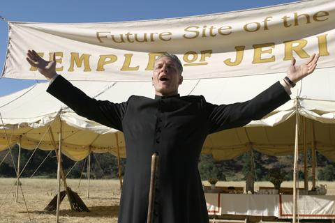 Pastor Justin - to przez niego Carnivale śni się po nocach