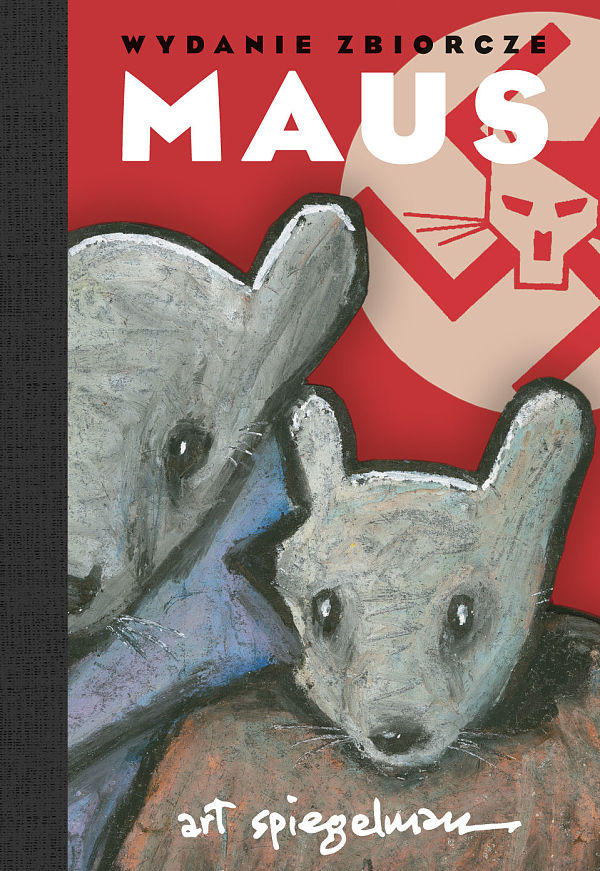 Maus – mój komiksowy rytuał przejścia