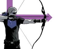 Hawkeye. Moje życie to walka