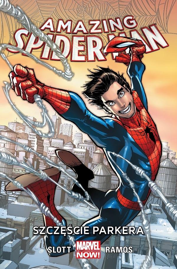 Spiderman. Szczęście Parkera