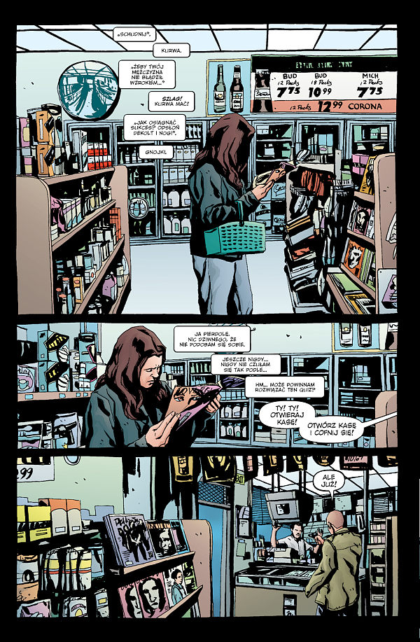 Jessica Jones i jej obecne życie