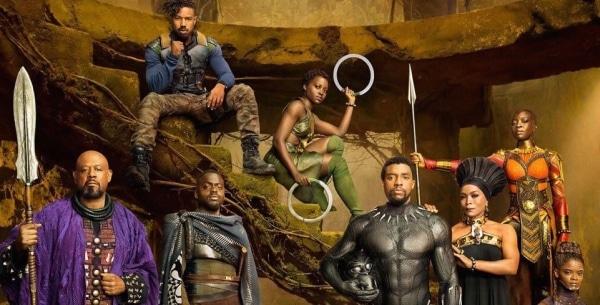 Kostiumy w Black Panther są przepiękne