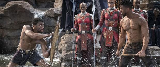 Odwołanie się do afrykańskiej tradycji to najlepsza część Blach Panther
