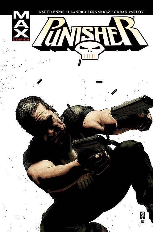 Punisher Max Tom 3