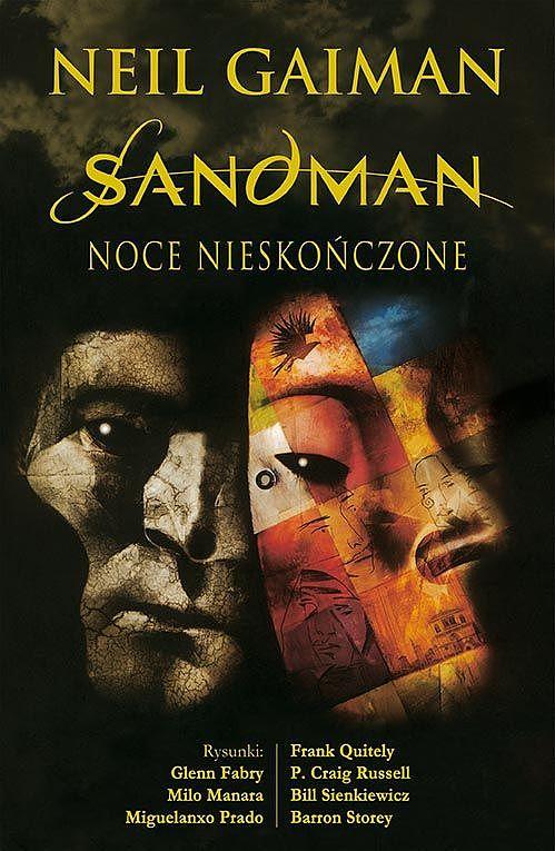 Sandman. Noce nieskończone
