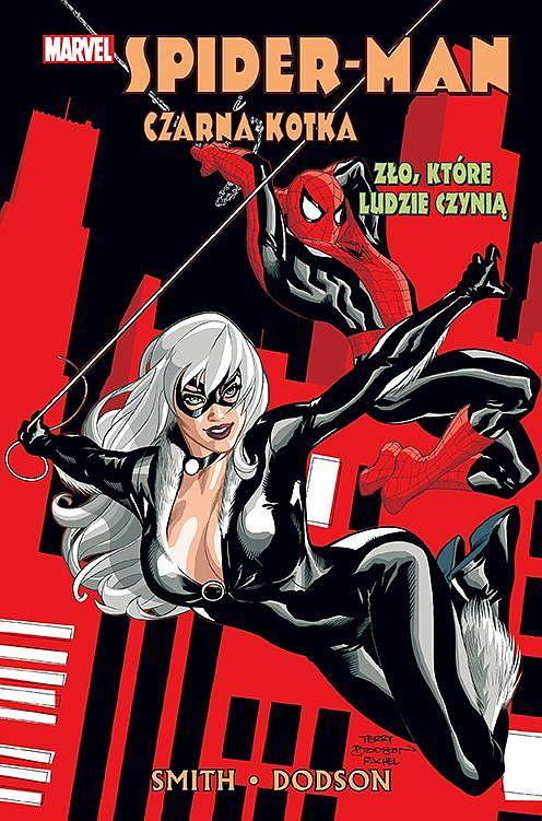 Spider-Man i Czarna Kotka. Zło, które ludzie czynią