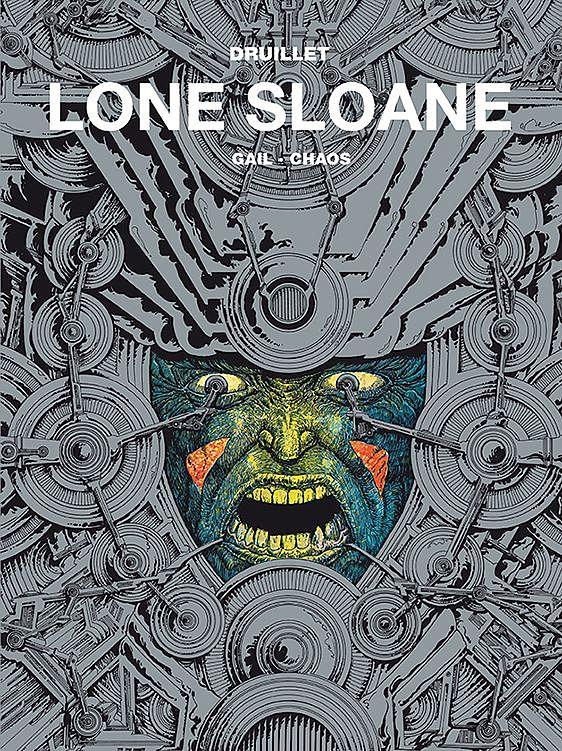 Lone Sloane 2