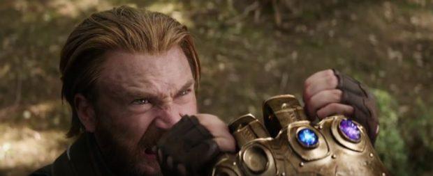 Avengers: Infinity War i przegrywający Kapitan Ameryka