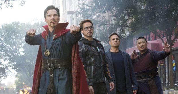 Avengers: Infinity War od początku narzuca szybkie tempo