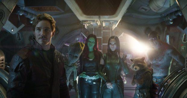 Avengers krzyżują się ze Strażnikami Galaktyki