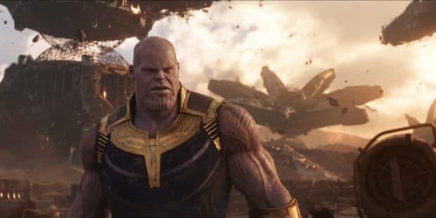 Thanos to najciekawsza postać w Avengers: Infinity War