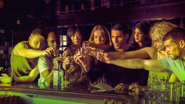 Sense8 - skasowany serial Netflixa