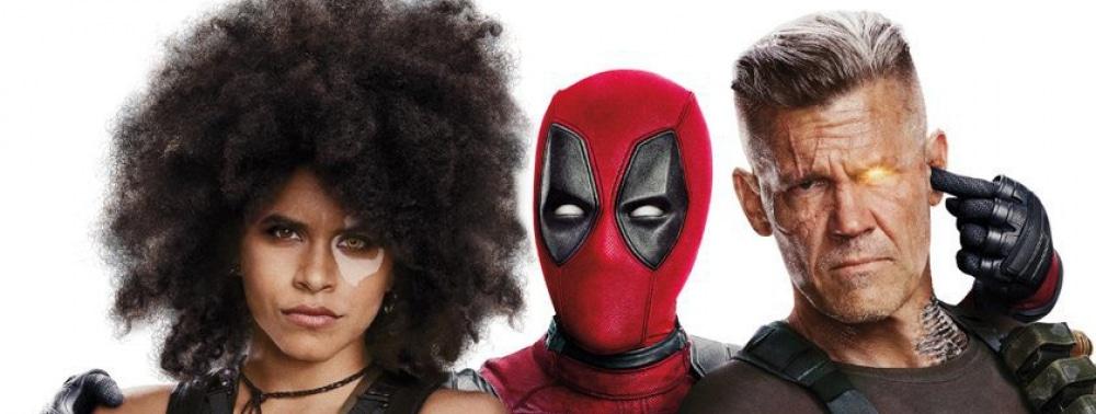 Główna ekipa Deadpool 2