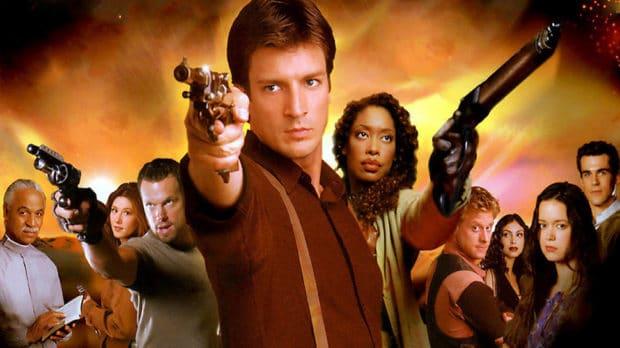 Firefly to chyba najbardziej symboliczny skasowany serial