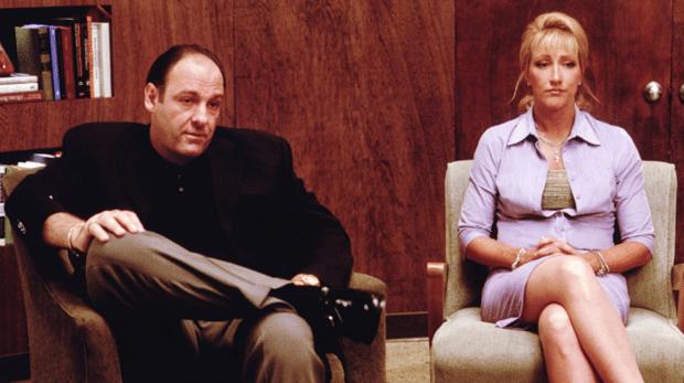 Rodzina Soprano u terapeutki