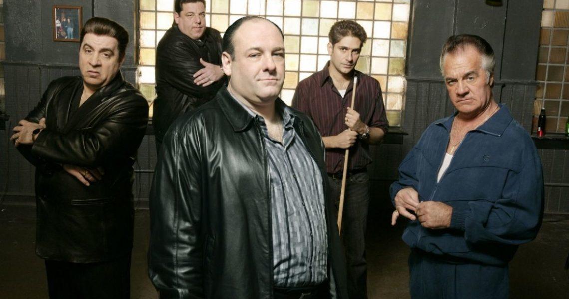 Rodzina Soprano w klubie