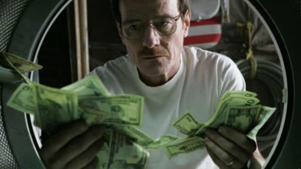 Breaking Bad pieniądze