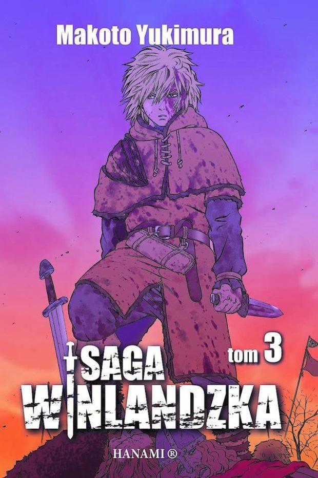 saga winlandzka 3 okładka