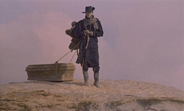 Django trumna