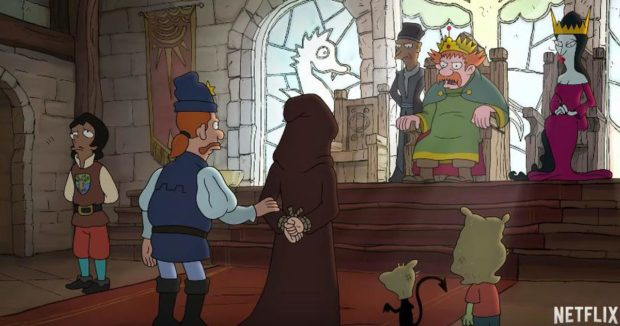 rozczarowani krol