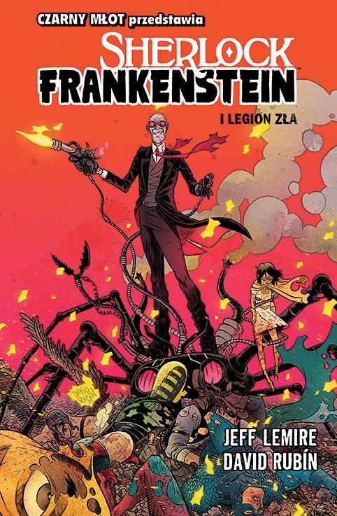 Sherlock Frakenstein i legion zła