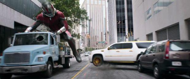 Ant-Man hulajnoga