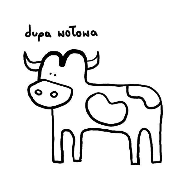 dupa wołowa