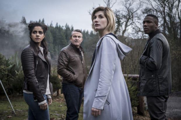 doctor who towarzysze