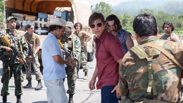 American Made Tom Cruise