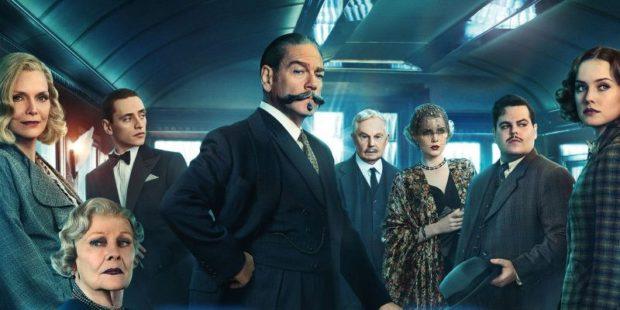 Morderstwo w Orient Expressie 2017