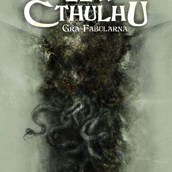 Zew Cthulhu okładka