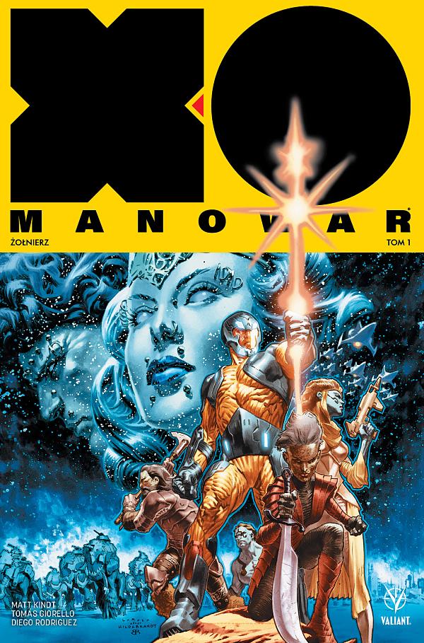 X-O Manowar żołnierz