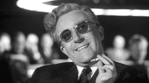 Doktor Strangelove Peter Sellers