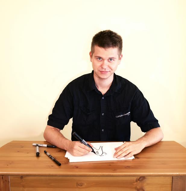 Wolę, by ludzie rozpoznawali moją twórczość niż mnie – Rozmowa z Maciejem Łazowskim