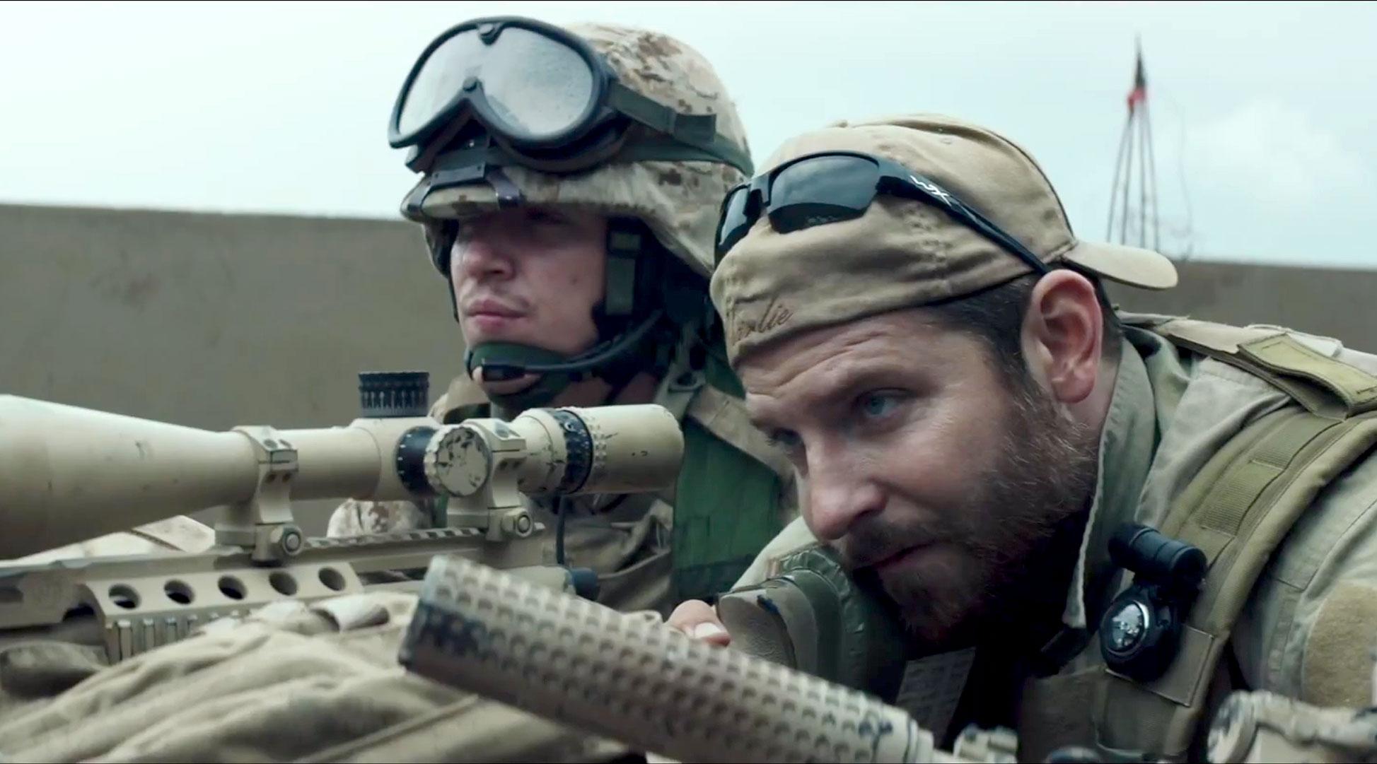 """Wojenko, wojenko, cóżeś ty za pani – """"Snajper"""" Clinta Eastwooda"""