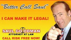 Czy dzwonić po Saula?