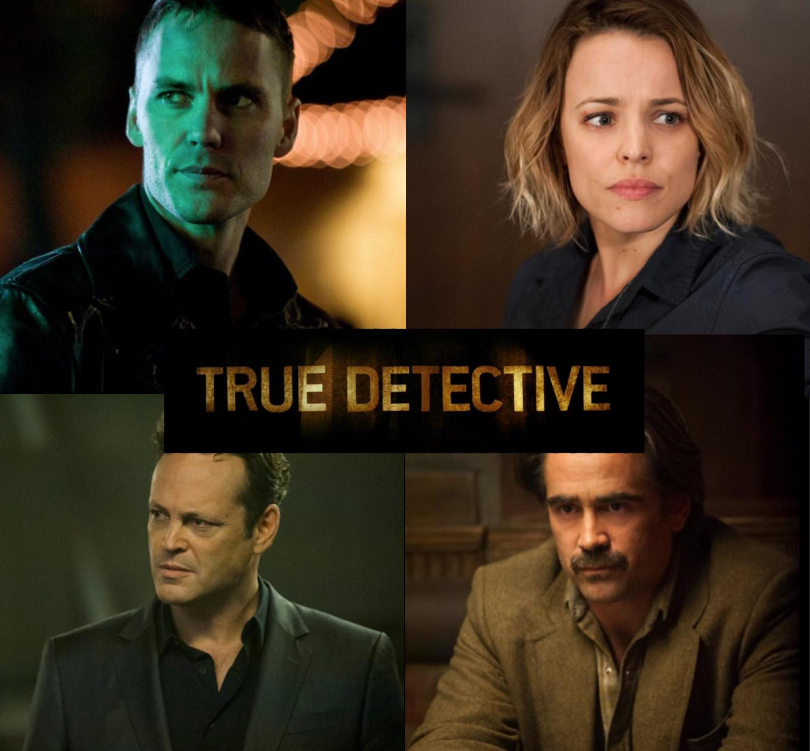 Kajetan do Polki, Polka do Kajetana – True Detective, sezon drugi.