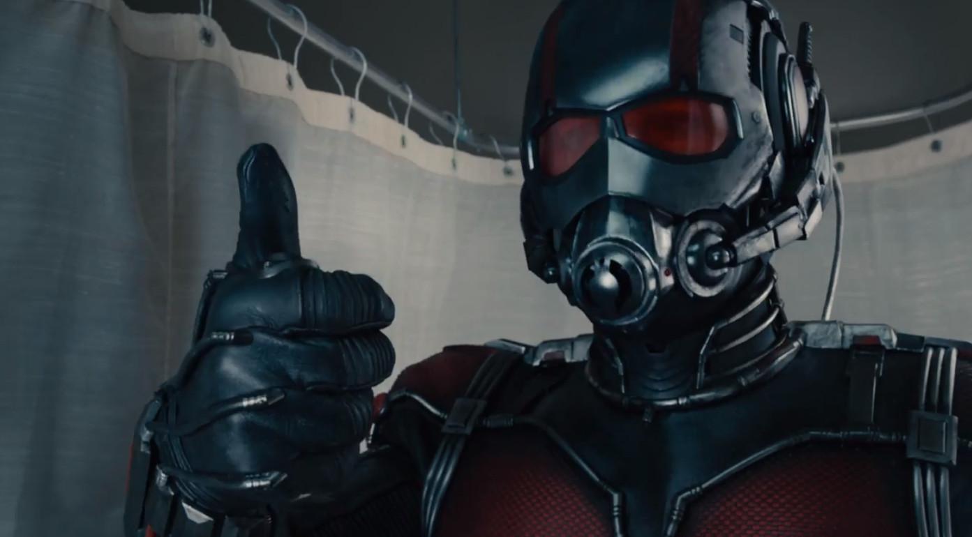Mały bohater, duża zabawa – zaskakująco przyjemny Ant-Man