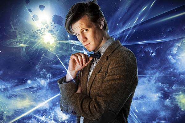 Matt Smith is the new Doctor Who.