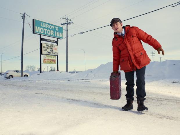 Martin Freeman w pierwszy sezonie Fargo