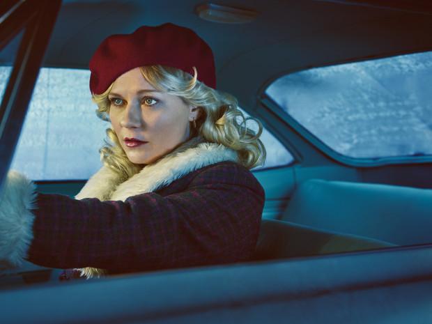 Kirsten Dunst w drugim sezonie Fargo