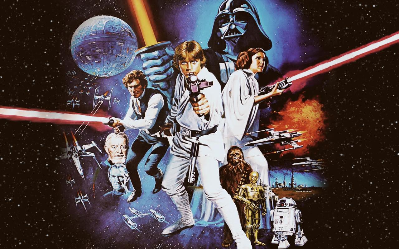 Odświeżanie Gwiezdnych Wojen – Nowa Nadzieja