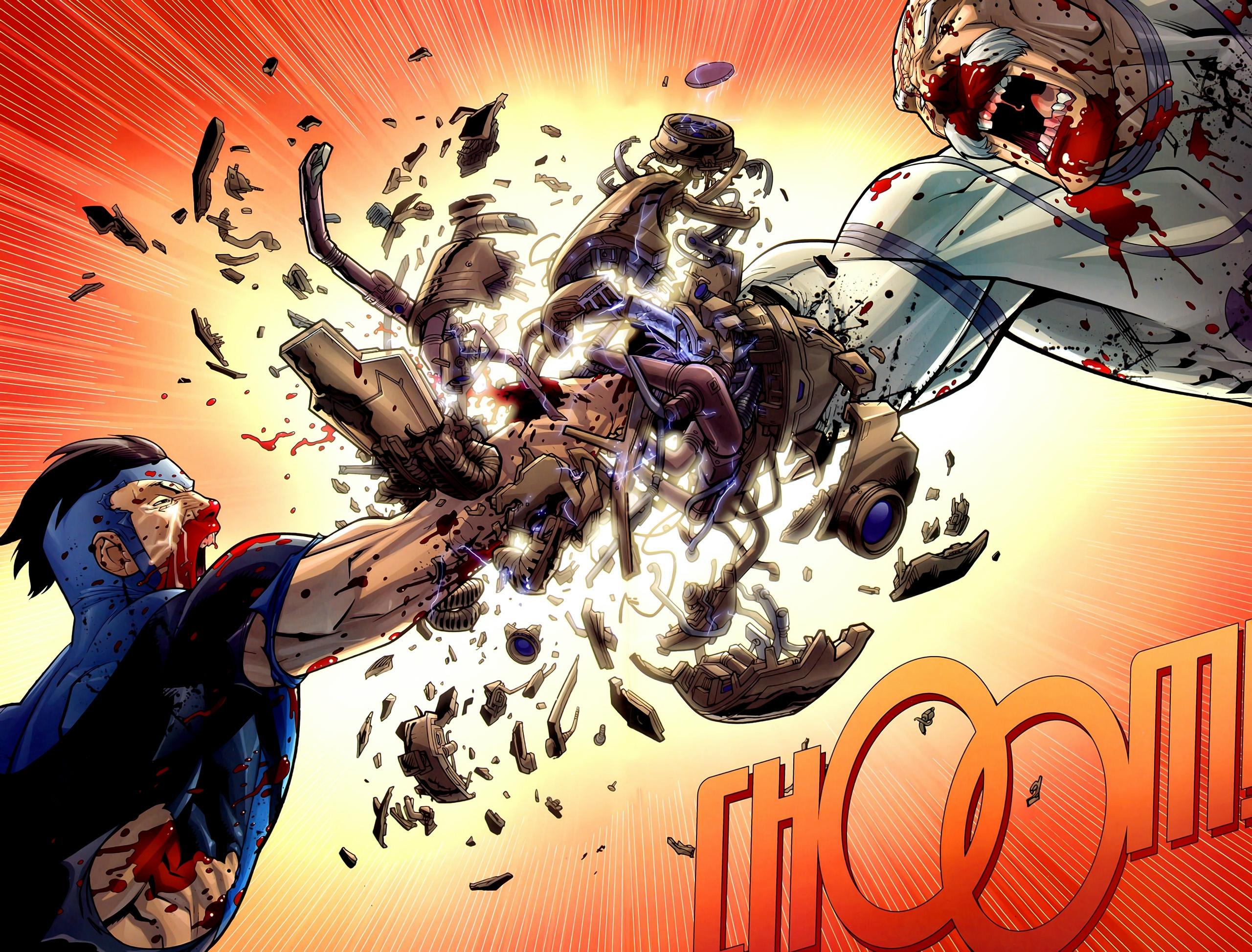 Najlepszy komiks superbohaterski – Za co kocham Invincible