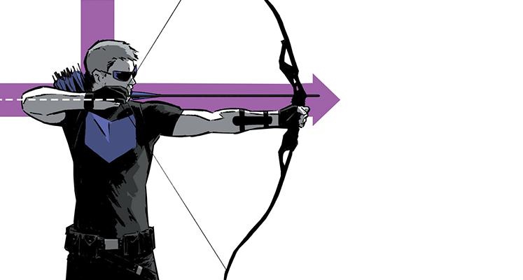Bohatera życie codzienne – recenzja Hawkeye: moje życie to walka