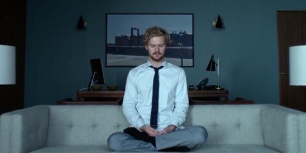 ironf fist medytacja