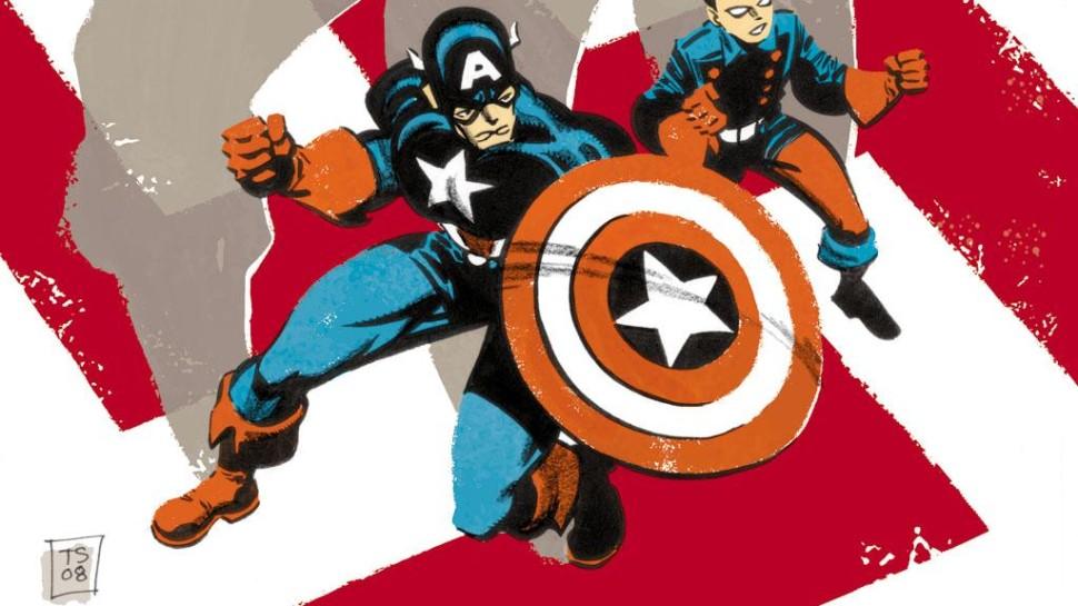 Wspomnienia weterana – recenzja Kapitan Ameryka: Biały